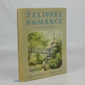 náhled knihy - Želivské romance: cestopis duší lidu neznámé země