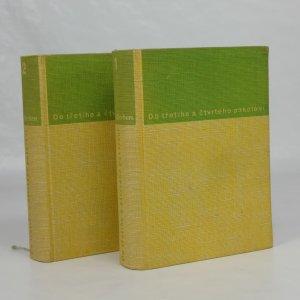 náhled knihy - Do třetího a čtvrtého pokolení. 1. a 2. díl (2 sv.)