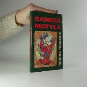 náhled knihy - Samota motýla. Výběr esejů z let 1960-1995