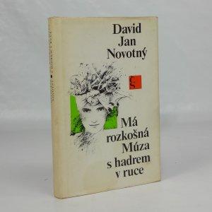náhled knihy - Má rozkošná Múza s hadrem v ruce