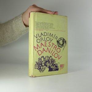 náhled knihy - Maestro Danilov