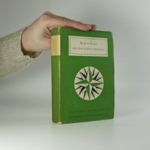 náhled knihy - Pověst o Montrosovi