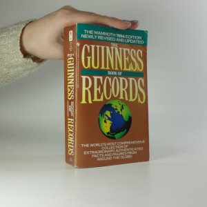 náhled knihy - The Guinness book of records