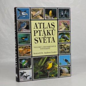 náhled knihy - Atlas ptáků světa