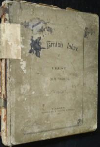 náhled knihy - Z jarních luhův : verše Rudolfa Pokornéh