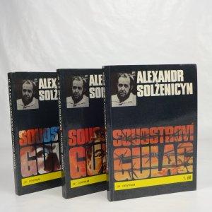 náhled knihy - Souostroví Gulag. Díl 1.- 3.
