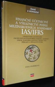 náhled knihy - Finanční účetnictví a výkaznictví podle mezinárodních standardů IA /IFRS