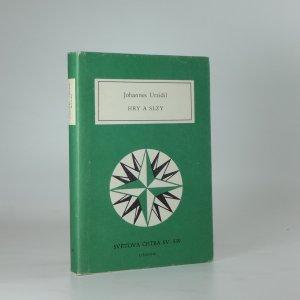 náhled knihy - Hry a slzy