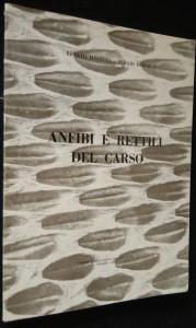 náhled knihy - Anfibi e rettili del carso