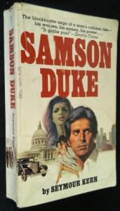náhled knihy - Samson Duke