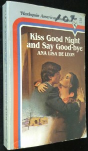náhled knihy - Kiss Good Night and Say Good - bye