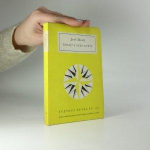 náhled knihy - Padají z nebe květy. Výbor z básnického díla