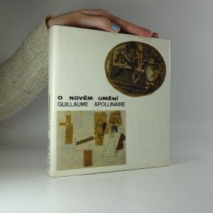 náhled knihy - O novém umění