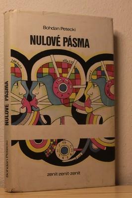 náhled knihy - Nulové pásma