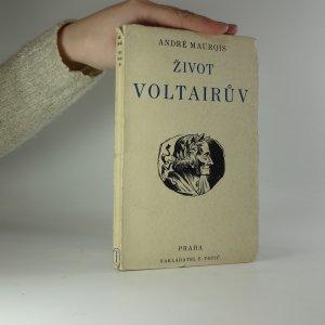 náhled knihy - Život Voltairův