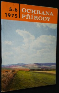 náhled knihy - Ochrana přírody r. XXX; č. 5 - 6