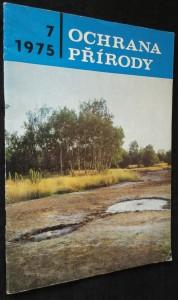 náhled knihy - Ochrana přírody r. XXX; č. 7