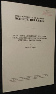 náhled knihy - The university of Kansas Science Bulletin Vol. XLVIII, No. 25