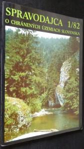 náhled knihy - Spravodajca o chránených územiach slovenska