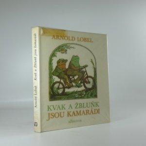 náhled knihy - Kvak a Žbluňk jsou kamarádi : Pro začínající čtenáře