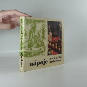 náhled knihy - Nápoje na každú príležitosť