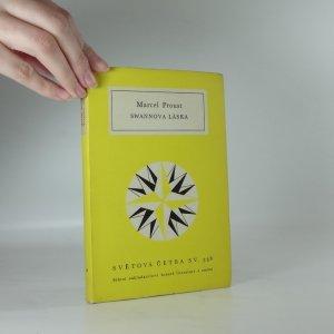 náhled knihy - Swannova láska