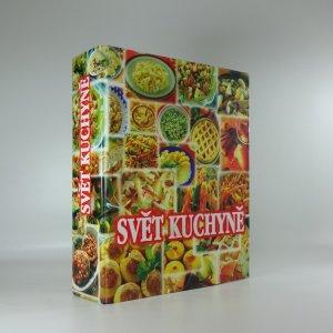 náhled knihy - Svět kuchyně