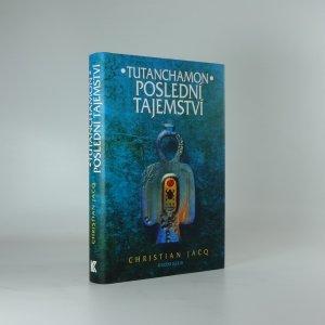 náhled knihy - Tutanchamon. Poslední tajemství