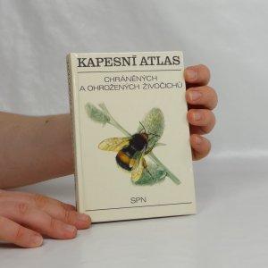 náhled knihy - Kapesní atlas chráněných a ohrožených živočichů (Díl I.)