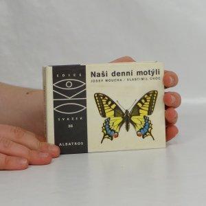 náhled knihy - Naši denní motýli