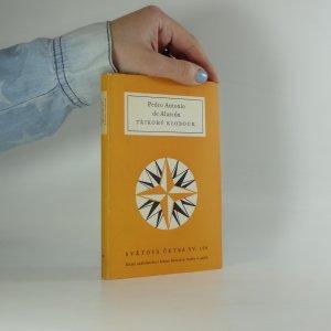 náhled knihy - Třírohý klobouk