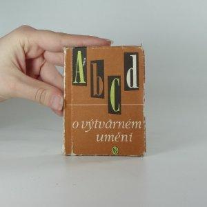 náhled knihy - AbCd o výtvarném umění