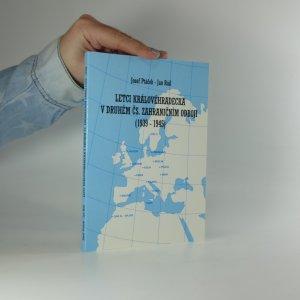 náhled knihy - Letci Královéhradecka v druhém čs. zahraničním odboji (1939-1945)