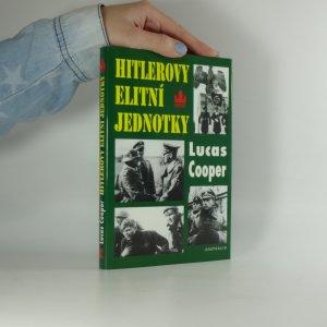 náhled knihy - Hitlerovy elitní jednotky