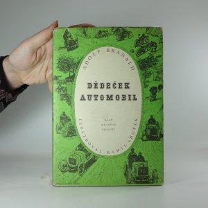 náhled knihy - Dědeček automobil