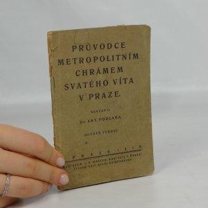 náhled knihy - Průvodce metropolitním chrámem svatého Víta v Praze