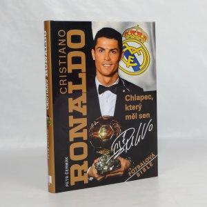 náhled knihy - Cristiano Ronaldo : chlapec, který měl sen