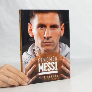 náhled knihy - Fenomém Messi