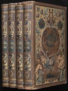 náhled knihy - Schillers Werke. Illustriert von ersten deutschen Künstler. (4 Bände - 4 svazky)