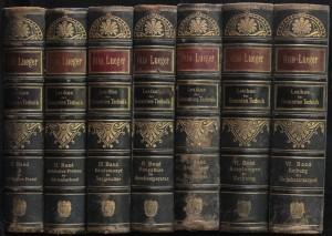 náhled knihy - Luegers Lexikon der gesamten Technik und ihrer Hilfswissenschaften (7 Bände - 7 svazků)