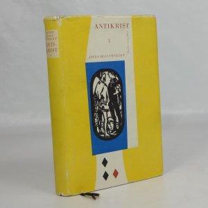 náhled knihy - Antikrist: prolog k husitské epopeji, díl 3.