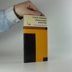 náhled knihy - Objevování Ameriky