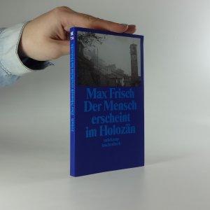 náhled knihy - Der Mensch erscheint im Holozän
