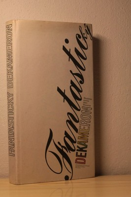 náhled knihy - Fantastický dekameron