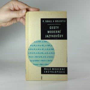 náhled knihy - Cesty moderní jazykovědy