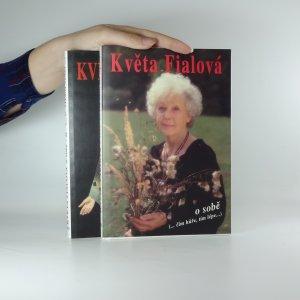 náhled knihy - Květa Fialová. (2 díly ve 2 svazcích)