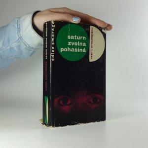 náhled knihy - Saturn zvolna pohasíná