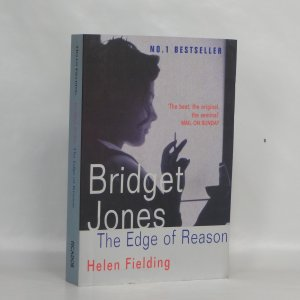 náhled knihy - Bridget Jones : the edge of reason