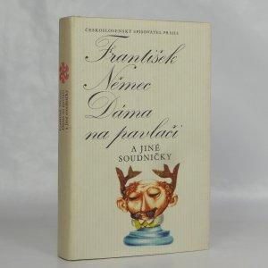 náhled knihy - Dáma na pavlači a jiné soudničky
