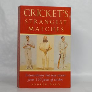 náhled knihy - Cricket's Strangest Matches
